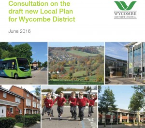Wycombe draft Local Plan